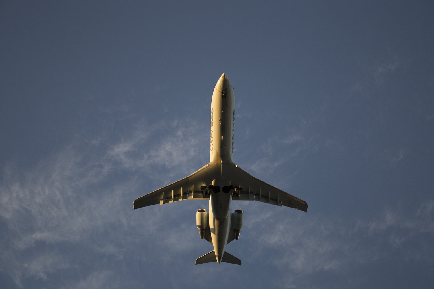 Business booming for giant cargo planes