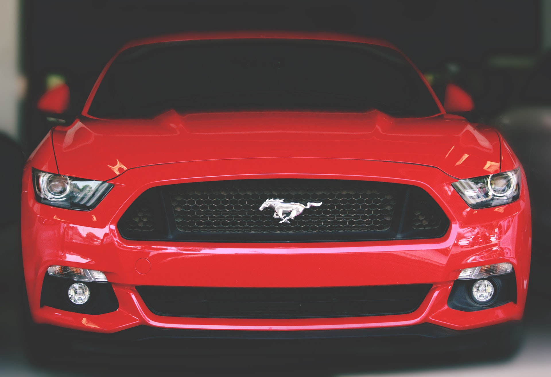 Ford Mustang Sports